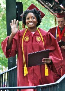 Helmer Graduation
