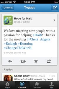 Hope Tweet