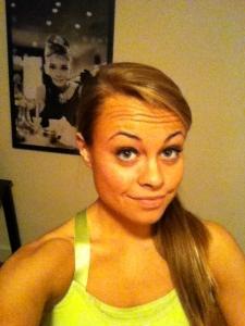 Carly Makeup