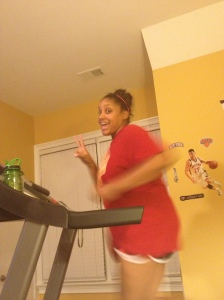 Kimmy Treadmill