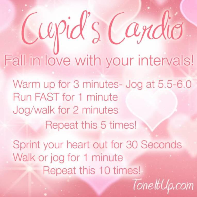 Cupid's Cardio