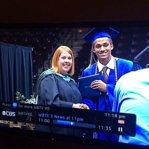 Derek Graduation