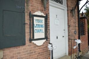 York Wedding Chapel