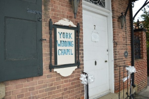 York Wedding Chapel