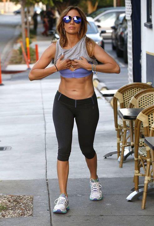 Jennifer Lopez 45