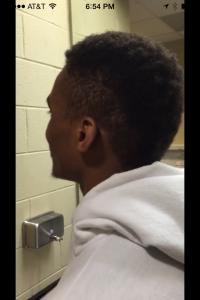 Derek Haircut