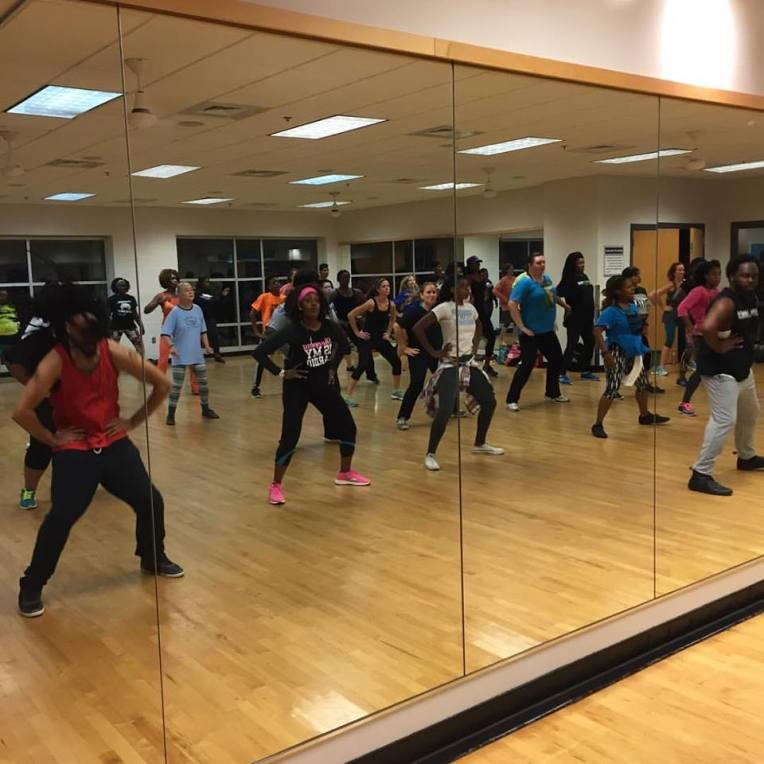 Zumba/Cardio Dance Party